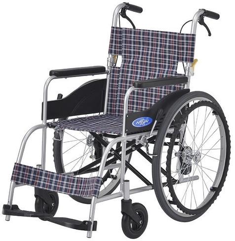 アルミ自走式車いす NEO-1 hkz 介護用品