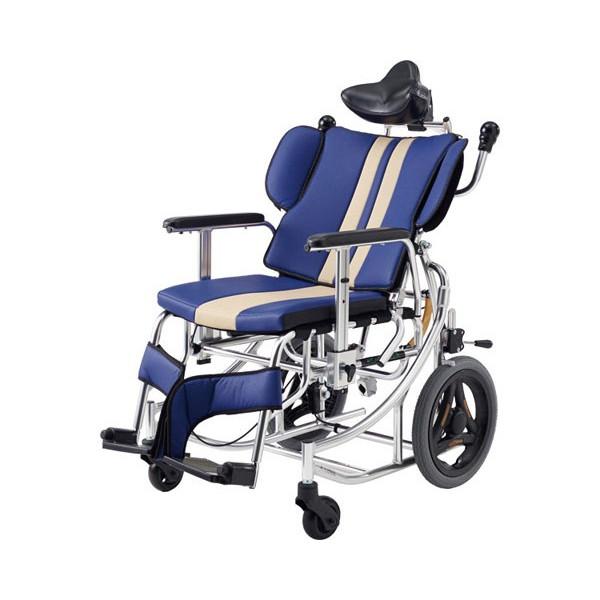 介護用品 セルフシリーズ ネクストローラー サロン NR-Salon 介助型車いす 車椅子 hkz