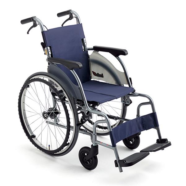 自走型車いす カルッタ CRT-1 座幅40cm ミキ 車椅子 介護用品 hkz
