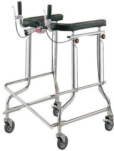 歩行器 介護用品 折りたたみ式 アルコーXA型 星光医療器製作所 hkz リハビリ