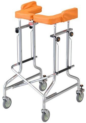 歩行器 介護 折りたたみ式 アルコー1G-T型 抵抗器付星光医療器製作所 hkz リハビリ