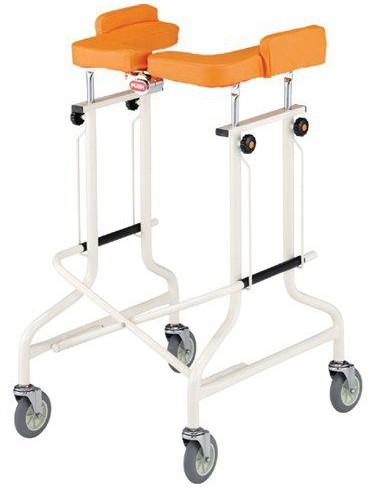 歩行器 介護用品 折りたたみ式 アルコー CG型 星光医療器製作所 hkz リハビリ 高齢者用