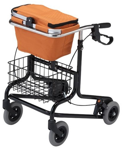 歩行器 介護 アルコーBW型S リハビリ 歩行車 歩行補助 高齢者用 hkz