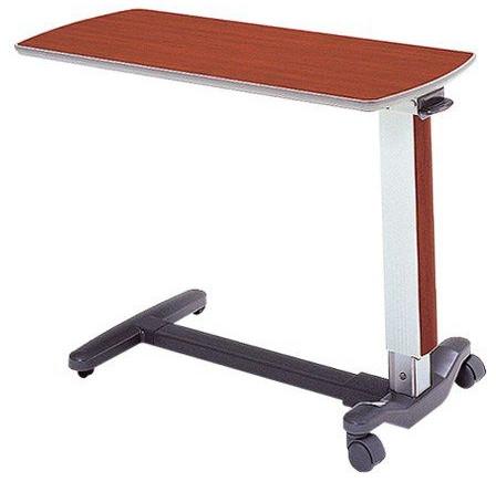 ベッドサイドテーブル ガススプリング式 KF-1960 チェリー パラマウントベッド 介護用品 介護用