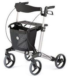 歩行車 パラマウントベッド ハンディウォーク Mサイズ KZ-C21003 歩行車 リハビリ 高齢者用