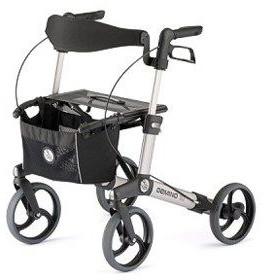 歩行器 介護用品 ハンディウォーク歩行車 Sサイズ KZ-C21001 歩行車 リハビリ 高齢者用