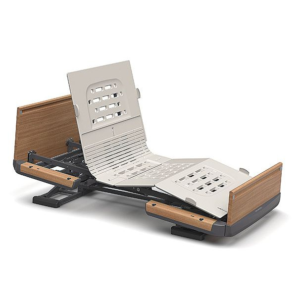 楽匠Z 2モーション 介護用品 介護ベッド 足側ボード低:KQ-7202 7212 7222 7232