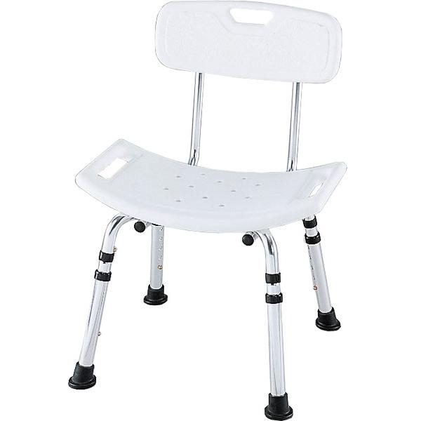 シャワーチェア ワンタッチ式シャワーベンチ 標準座面タイプ 介護用品