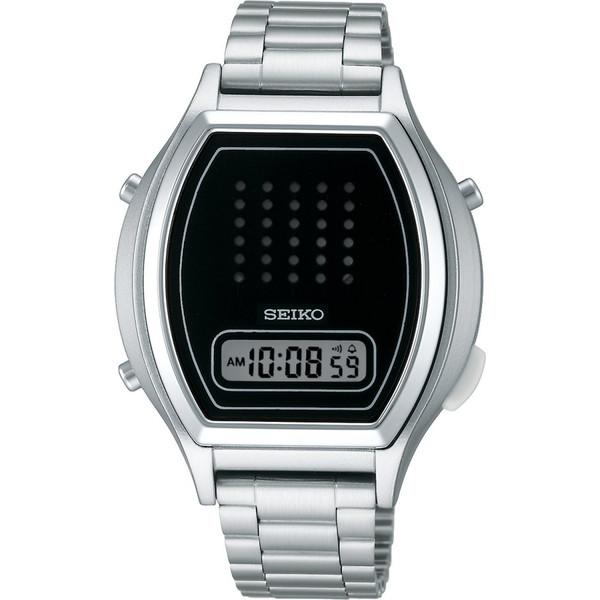 ストップウォッチ付音声腕時計 SBJS009 SBJS010