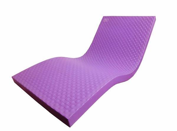介護用品 夢快適マットレス リバーシブルマットレス 幅83cm×厚さ10cm