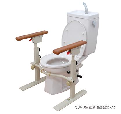 トイレ用たちあっぷII CKJ-02 トイレ用手すり 介護用品 矢崎化工