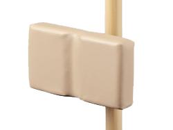 ベスポジ-eオプション 膝当て手すり 介助バー アシストポール 介護用品