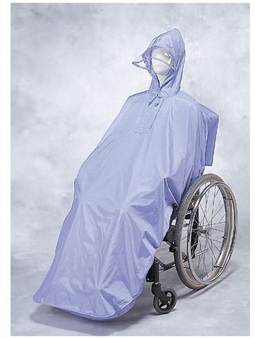 ケアーレイン 9096 上下一体タイプ エンゼル 車椅子 介護用品