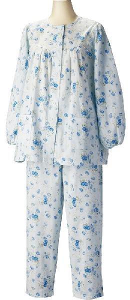 長袖パジャマ 婦人用 春夏用 グンゼ