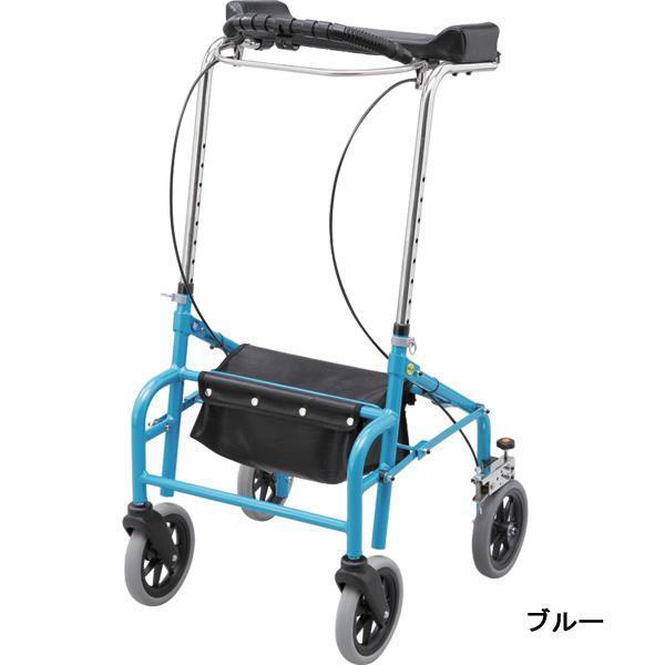 介護用品 再入荷 予約販売 歩行器 祝日 歩行車 リハビリ 小柄な方の幅狭 低台型 歩行補助車 ラビット 歩行補助 介護 hkz 座面なしタイプ WA-7 トールタイプ