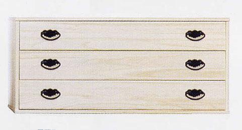 ★12時~12H全品P5倍★【送料無料】【国産・完成品】日本製 日本産 重ねる!?単体!?桐システムタンス チェストタイプ