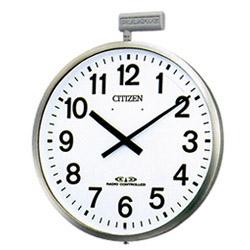 シチズン 電波屋外時計「パルウェーブM611B」 4MY611-B19