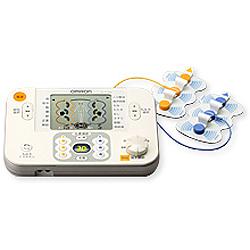 保障 送料無料 入手困難 オムロン 低周波治療器 3D HV-F1200 プロ エレパレス