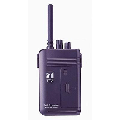 TOA TOA 携帯型送信機(ツーピース型) WM-1100 WM-1100