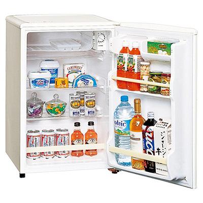 パナソニック NR-A80Wパナソニック (75L)パーソナルノンフロン冷蔵庫(直冷式) NR-A80W, 寝具ベスト通販:599f22ec --- officewill.xsrv.jp