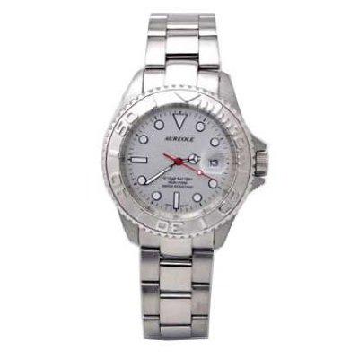 AUREOLE/オレオール AUREOLE (オレオール) 腕時計 ビッグデイト SW-416M-6 SW-416M-6