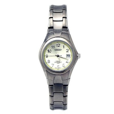 AUREOLE/オレオール AUREOLE (オレオール) 腕時計 日付表示機能 SW-446L-2 SW-446L-2