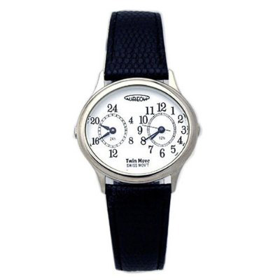 AUREOLE/オレオール AUREOLE (オレオール) 腕時計 ツインフェイス SW-605M-4 SW-605M-4