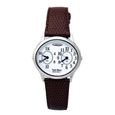 AUREOLE/オレオール AUREOLE (オレオール) 腕時計 ツインフェイス SW-605M-5 SW-605M-5