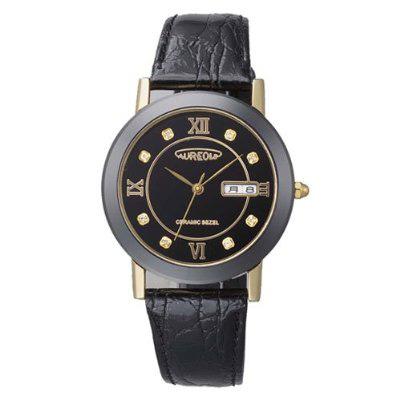 AUREOLE/オレオール AUREOLE (オレオール) 腕時計 セラミックベゼル SW-436M-1 SW-436M-1