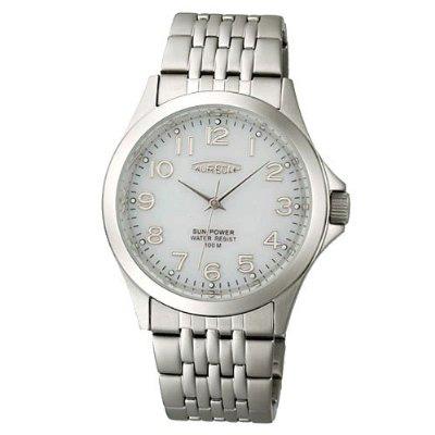AUREOLE/オレオール AUREOLE (オレオール) 腕時計 光エネルギー電池 SW-482M-3 SW-482M-3