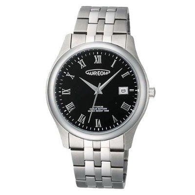 AUREOLE/オレオール AUREOLE (オレオール) 腕時計 10年電池 10気圧防水 SW-483M-4 SW-483M-4