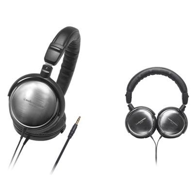 オーディオテクニカ アートモニターシリーズ直系の高音質ポータブルヘッドホン ATH-ES10