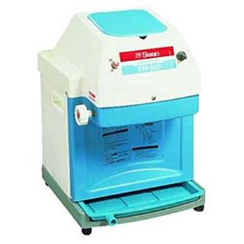 池永鉄工 スワン 電動式キューブアイスシェーバー (FM-500 ブルー) FAI714A