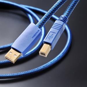 FURUTECH ハイエンドUSBケーブルA-miniBタイプ USB-mB/3.6