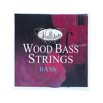 【送料無料】 Hallstatt(ハルシュタット) コントラバス弦/ウッドベース弦 1弦G用 HWB-1 (G) HWB_I