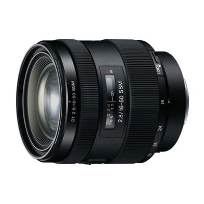 ソニー DT 16-50mm F2.8 SSM (Aマウントレンズ) SAL1650