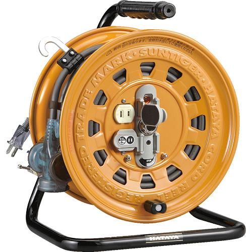 ハタヤリミテッド ハタヤ 逆配電型コードリール マルチテモートリール 単相100V 27+6m TGM-130