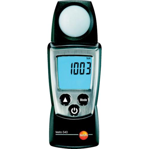 テストー テストー ポケットライン照度計 TESTO-540