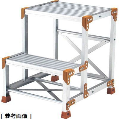 【オープニング大セール】 プラス FG-257C:家電のタンタンショップ ピカコーポレイション ピカ 作業台FG型 2段 W50 H70cm-DIY・工具