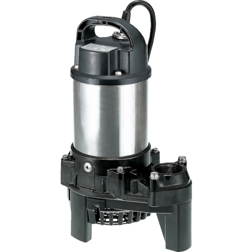 鶴見製作所 ツルミ 樹脂製汚水用水中ポンプ 60Hz 40PSF2.4-60HZ