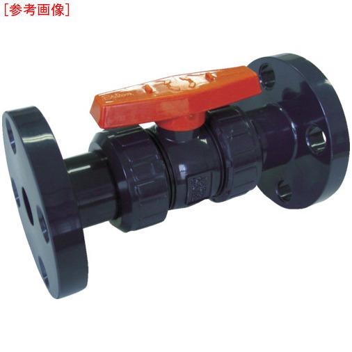 積水化学工業 Kセキスイ エスロンボールバルブF式本体PVCOリングEPDM50新型 BV50FX
