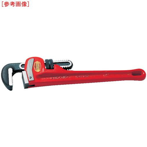 Ridge Tool Compan リジッド 強力型ストレート パイプレンチ 600mm 24HD 24HD