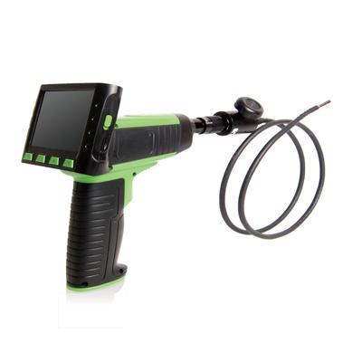 サンコー ダイヤル調整先端可動式内視鏡1mモデル DIALKD67B