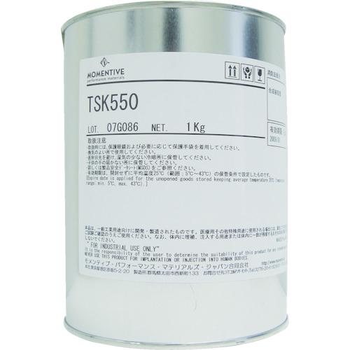 モメンティブ・パフォーマンス・マテリ モメンティブ 電気・絶縁用シリコーンオイルコンパウンド TSK550-1