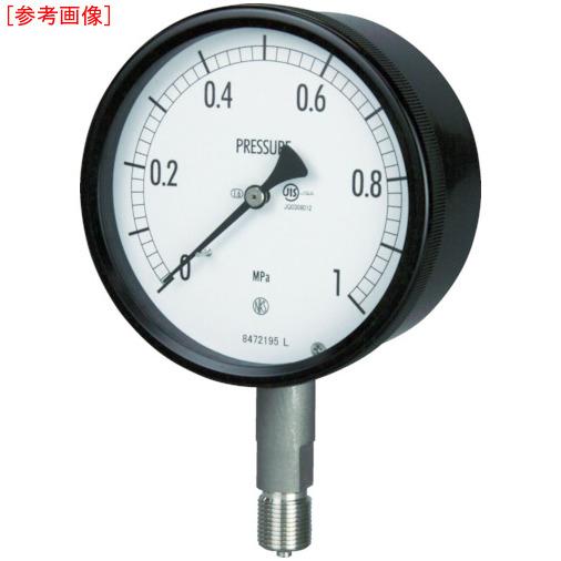 長野計器 長野 密閉形圧力計 BE10-133-0.6MP BE10-133-0.6MP
