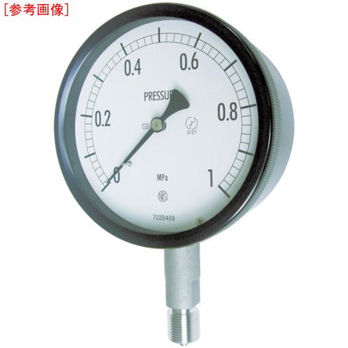 長野計器 長野 密閉形圧力計 BE10-133-0.1MP BE10-133-0.1MP