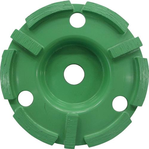 ロブテックス エビ ダイヤモンドカップホイール乾式汎用品 ダブルカップ CDP-5
