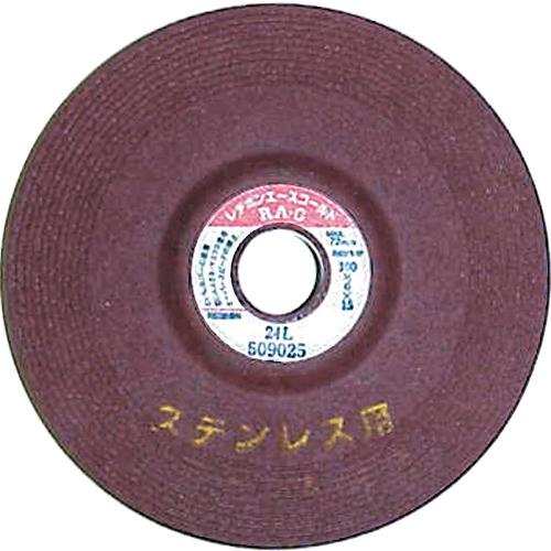 日本レヂボン 【25個セット】レヂボン エースゴールドRAG ステン用 180×6×22 24L RAG1806-SUS24
