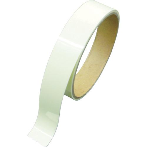 日本緑十字社 緑十字 高輝度蓄光テープ 50mm幅×10m 屋内用 PET 072005