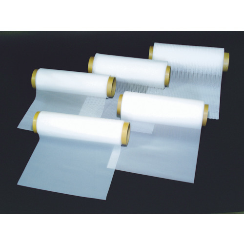 フロンケミカル フロンケミカル フッ素樹脂(PTFE)ネット 4メッシュW600X1000L NR0515-02